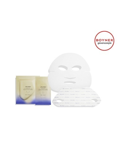 Shiseido Shiseido Vital Perfection LiftDefine Radiance Tüm Ciltler İÇin 30 Yaş Üstü Bakım Maskesi Renksiz